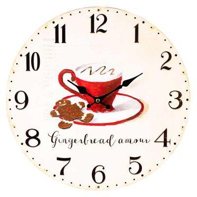 Часы Кухонные «Cooking» 34 см.