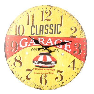 """Часы настенные """"Garage"""""""