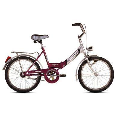 """купить складной велосипед ARDIS FOLD СК 20"""" с освещением"""