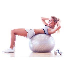 Фитбол - мяч для фитнеса (75 см)