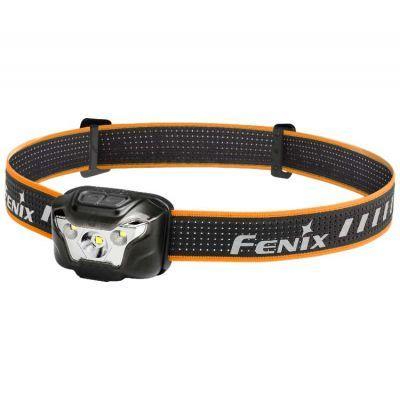Фонарь налобный Fenix HL18R черный