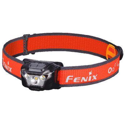 Фонарь налобный Fenix HL18R-T черный