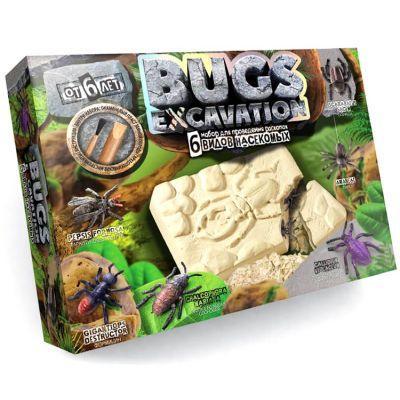 Раскопки насекомых Bugs Excavation