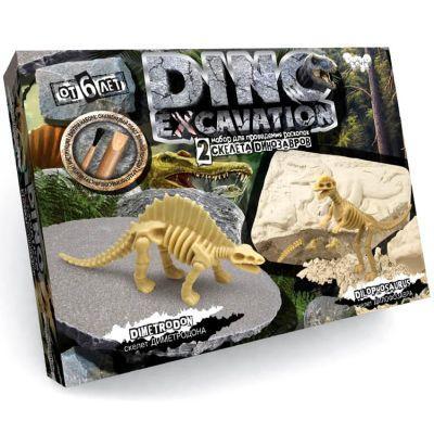Розкопки динозаврів Dino Excavation