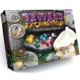 Раскопки камней Jewels Excavation