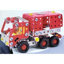 Конструктор металлический «Пожарная машина»