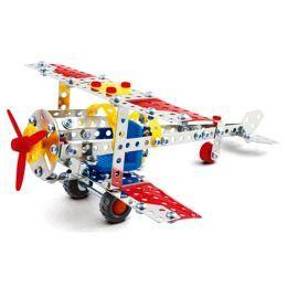 Конструктор металлический «Самолет»