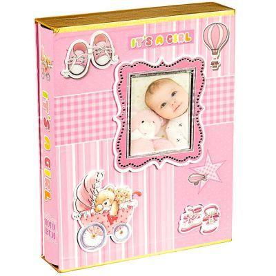 Детский Фотоальбом для девочки 200 фото 13*18