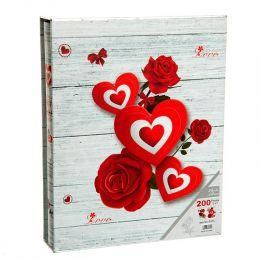 Фотоальбом «In Love» на 200 фото 13х18