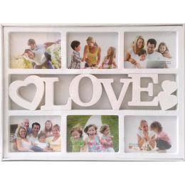Коллаж на 6 фото 10*15 LOVE