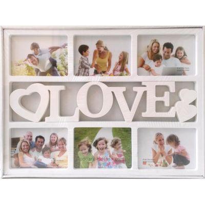 купить Коллаж на 6 фотографий 10*15 LOVE