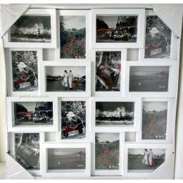 Мультирамка на 16 фотографий 10*15