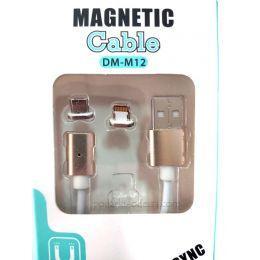 Магнитный кабель 2 в 1