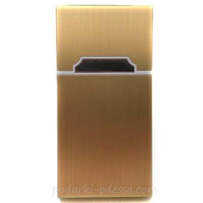 Портсигар - USB зажигалка