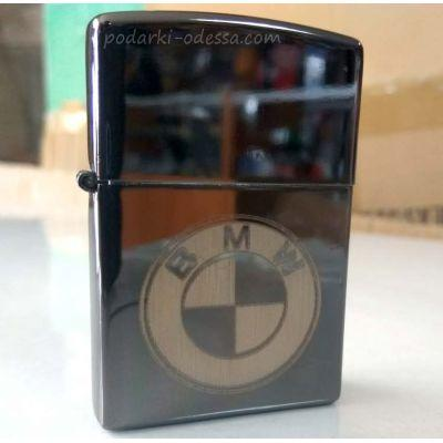 Электронная зажигалка USB (с эмблемой BMW)