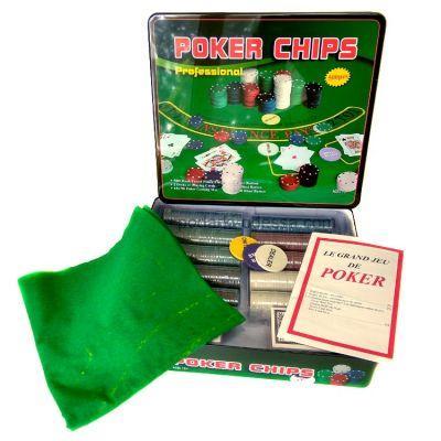купить Покерный набор 500 фишек