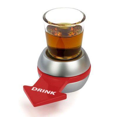 Алкогольная игра «Spin the shot»