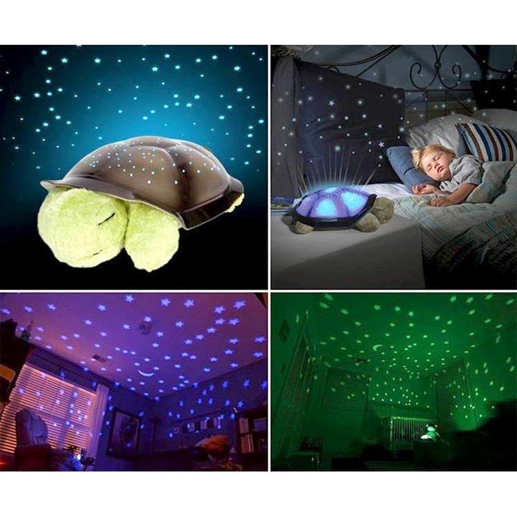 фото небо ночник звездное черепаха