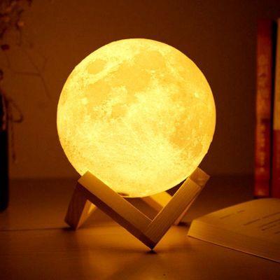 Ночник Луна 3D