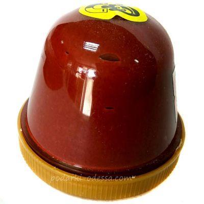 Хендгам - Магнитный пластилин (бордовый с ароматом кофе лате)