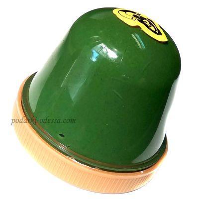Хендгам - Магнитный пластилин (темно-зеленый с ароматом кофе лате)