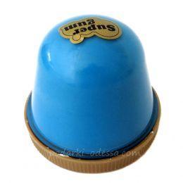 Жвачка для рук (Хендгам) Синий Металлик
