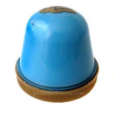 Жуйка для рук (хендгам) Блакитний Перламутр