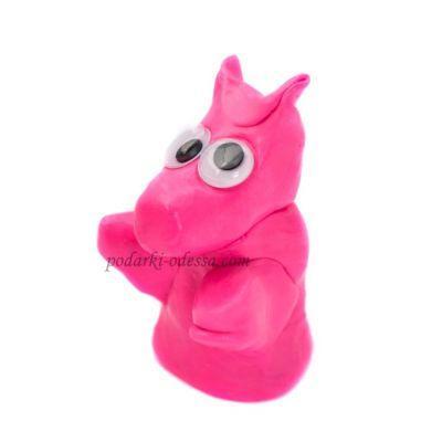 Жвачка для рук (Хендгам) розовый перламутр