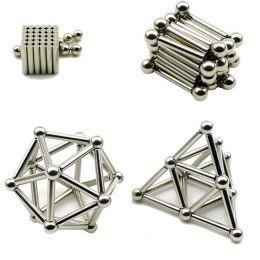 Магнитный конструктор (палочки + шарики)