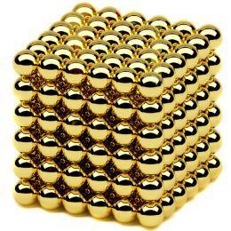 Неокуб золотой 5 мм