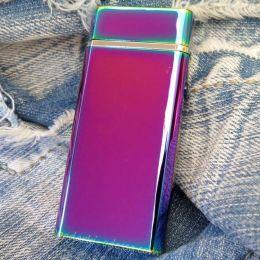 Электронная зажигалка USB (Spectrum Slim)