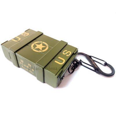 Зажигалка - брелок «Ящик боеприпасов»