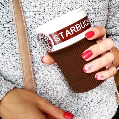 Стакан Starbucks Керамический