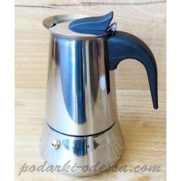 Гейзерная кофеварка на 4 чашки (Frico)