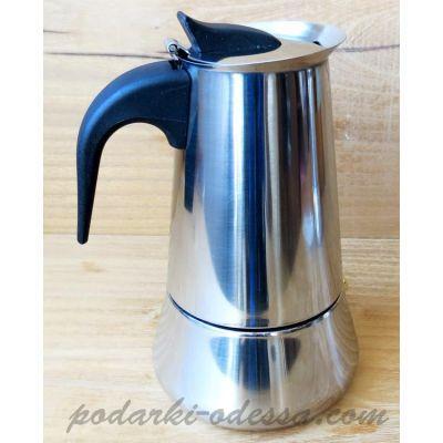купить гейзерную кофеварку на 6 чашек
