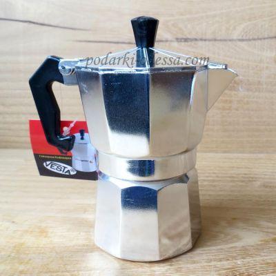 купить гейзерную кофеварку на 3 чашки