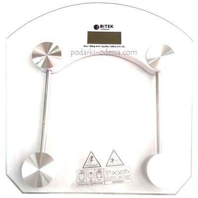 Весы напольные (стеклянные)