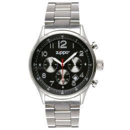 Часы Zippo 45001 CHRONOGRAPH BLACK