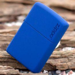 Зажигалка Zippo 229 ZL Royal Blue Matte