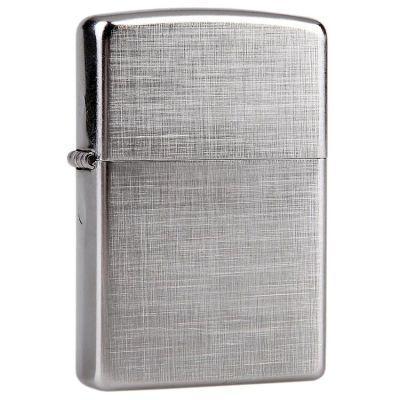 Купить зажигалку Zippo 28181 Reg Linen Weave