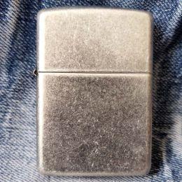 Зажигалка Zippo 28973 Armor Antique Silver Plate