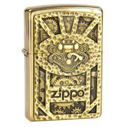 Зажигалка Zippo 29103 Steampunk Box Emblem