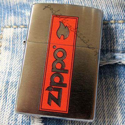 Зажигалка Zippo 29203 Zippo Logo