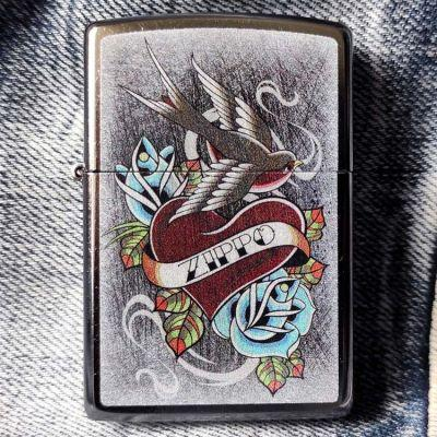 Зажигалка Zippo 29874 Vintage Tattoo