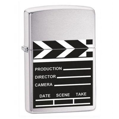 Зажигалка Zippo 28064 Clapper Board