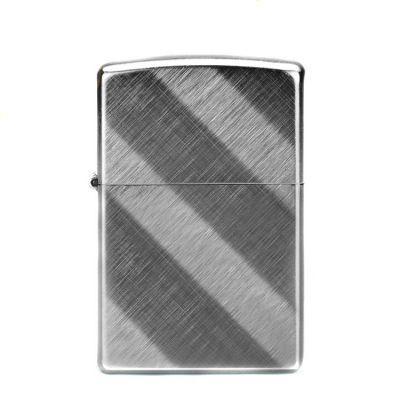 Купить зажигалку Zippo 28182 Diagonal Weave с доставкой