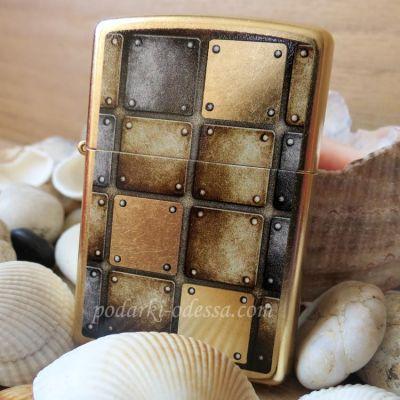 купить Зажигалку Zippo 28539 Metal Design
