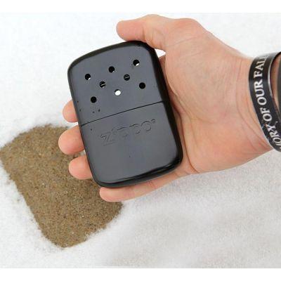 купить Каталитическую грелку ZIPPO 40286 BLACK Hand Warmer