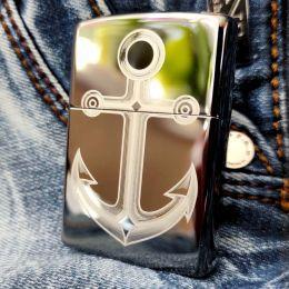 Зажигалка Zippo 49028 Anchor Design