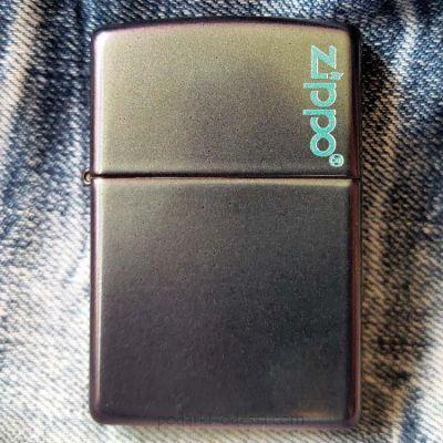 Зажигалка Zippo 49146ZL Iridescent Matte
